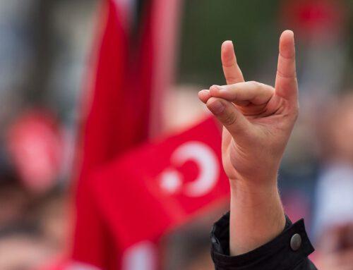 Hasspost vom Türkentum
