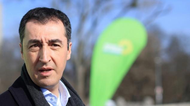 Cem Özdemir, Bundesvorsitzender von Bündnis 90/Die Grünen, wird mehr denn je noch türkischen Nationalisten bedroht (picture alliance / dpa / Jens Wolf)