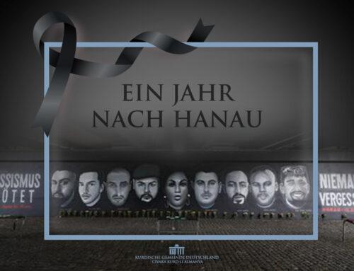 Ein Jahr nach dem rassistischen Anschlag in Hanau