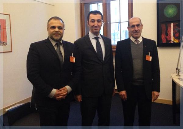 Ali Ertan Toprak, Cem Özdemir, Mehmet Tanriverdi