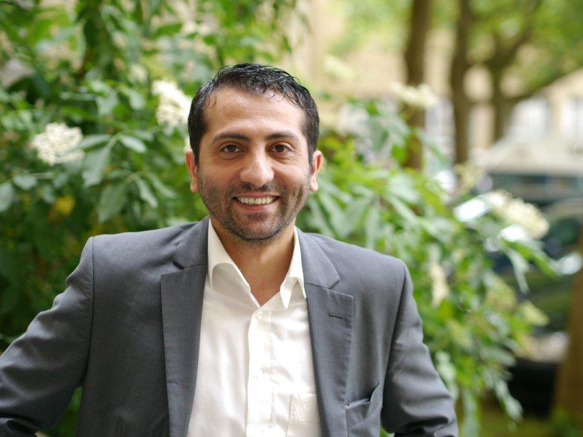 """Kurdischer Referendar: Herr Kara spielt """"Fack Ju Göhte"""" in echt © SPIEGEL ONLINE"""