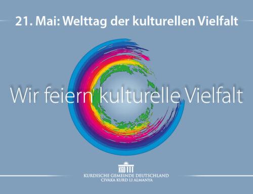 21. Mai – Welttag der kulturellen Vielfalt für Dialog und Entwicklung