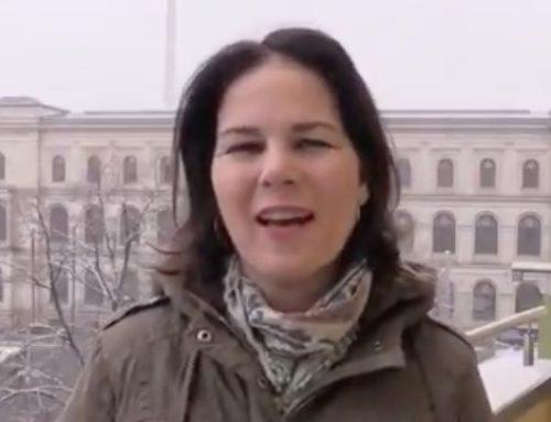 Newroz Botschaft von Annalena Baerbock, der Vorsitzenden von BÜNDNIS 90/DIE GRÜNEN