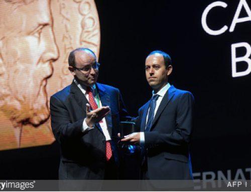 Die KGD gratuliert Herrn Peter Scholze und Herrn Caucher Birkar zur Verleihung der Fields-Medaille