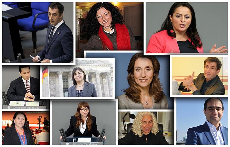 Hetzkampagne gegen türkischstämmige Abgeordnete nicht hinnehmbar
