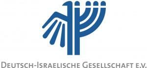 Logo Deutsch-Israelische Gesellschaft CMYK EPS