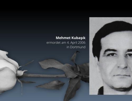 In Gedenken an Mehmet Kubaşık und die weiteren Opfer des NSU