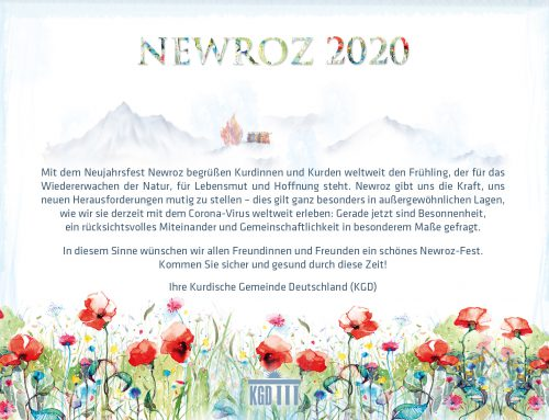 Newroz 2020 – Pîroz be!