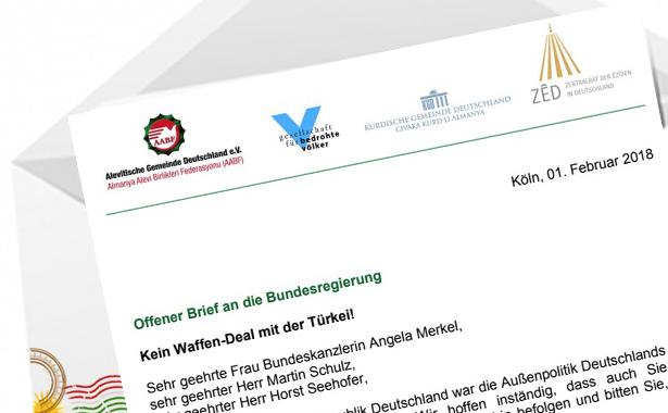 Offener Brief An Die Bundesregierung Kurdische Gemeinde