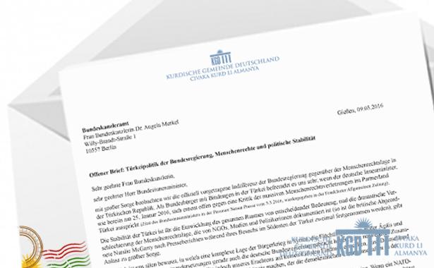 Offener Brief Angela Merkel