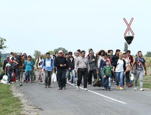 Die Türkei erlaubt Flüchtlingen die Weiterreise nach Europa