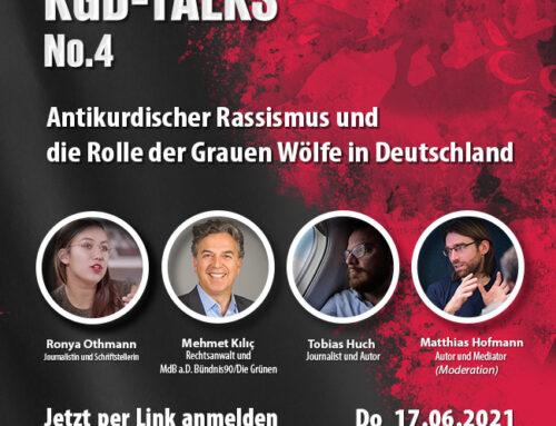 Antikurdischer Rassismus und die Rolle der Grauen Wölfe in Deutschland