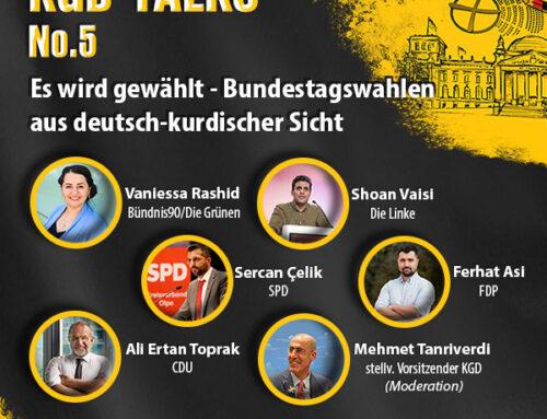 Es wird gewählt – Bundestagswahlen aus deutsch-kurdischer Sicht