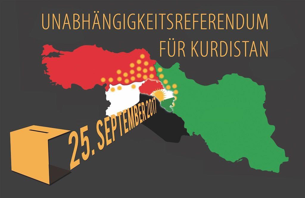 Ja Zur Unabhängigkeit Kurdistans Kurdische Gemeinde Deutschland Ev