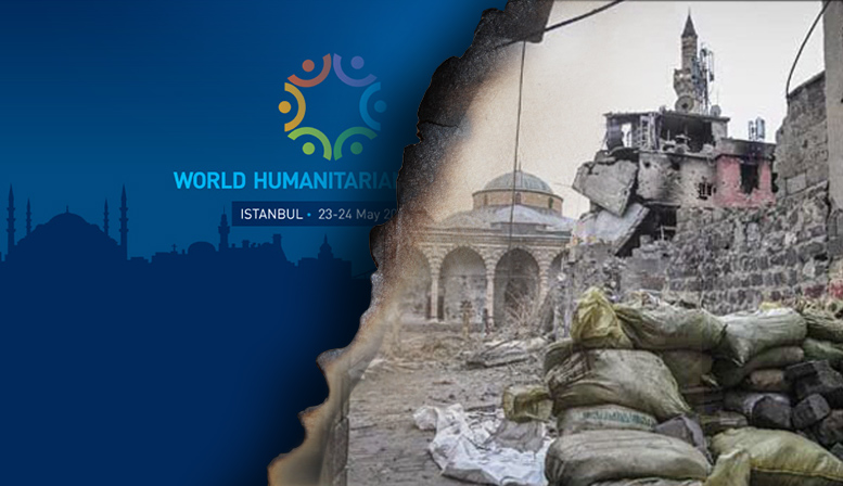 World Humanitarian Summit Istanbul & Diyarbakir - Sur