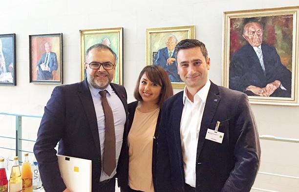 Ali Ertan Toprak, Kehy Mahmoud, Cahit Basar