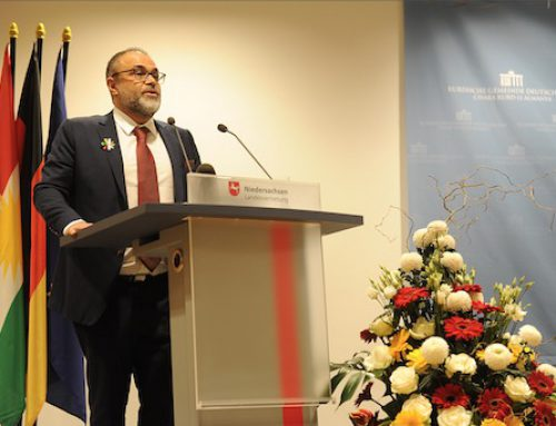 Newroz-Rede des Bundesvorsitzenden der KGD, Ali Ertan Toprak