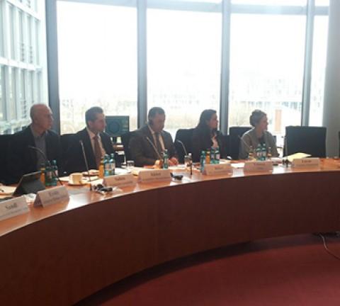 Anhörung vor dem Menschenrechtsausschuss