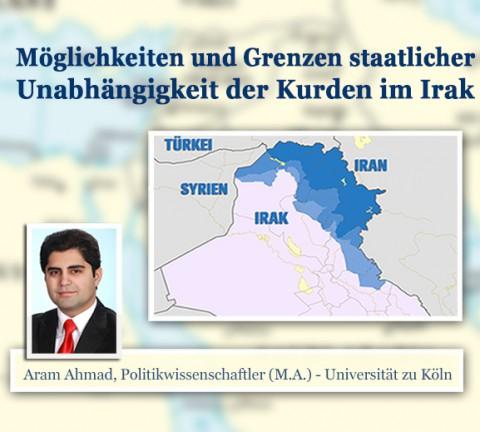 Möglichkeiten und Grenzen staatlicher Unabhängigkeit der Kurden im Irak