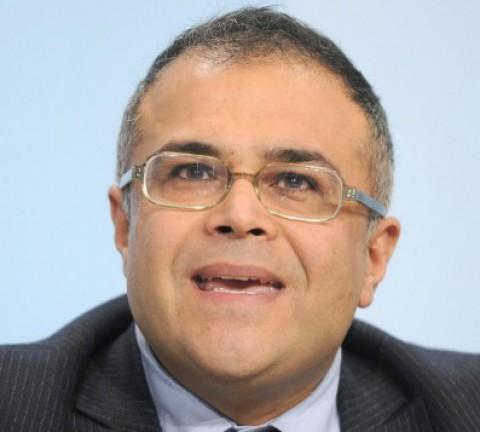 """Vorsitzender der Kurdischen Gemeinde in Deutschland, Ali Ertan Toprak: Den """"importierten Rassimus"""" nicht ignorieren (dpa / Picture Alliance / Hannibal Hanschke)"""