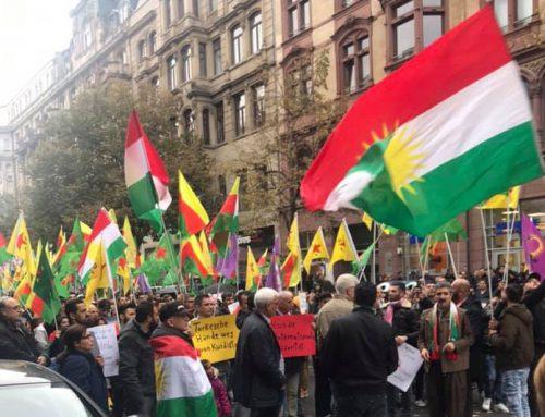 Die Kurdische Gemeinde Deutschland zieht positive Bilanz