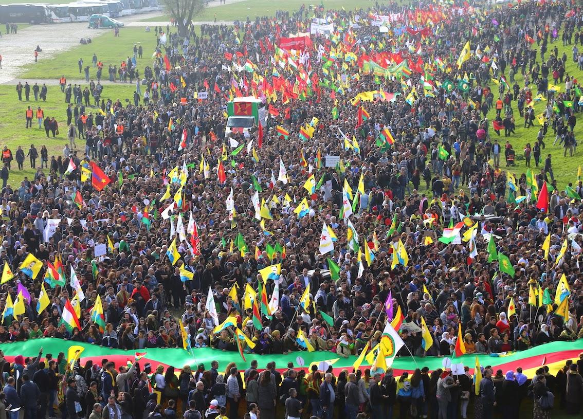 Demo Kurden