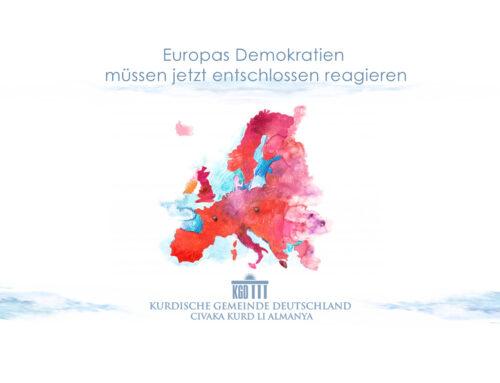 Europas Demokratien müssen jetzt entschlossen reagieren