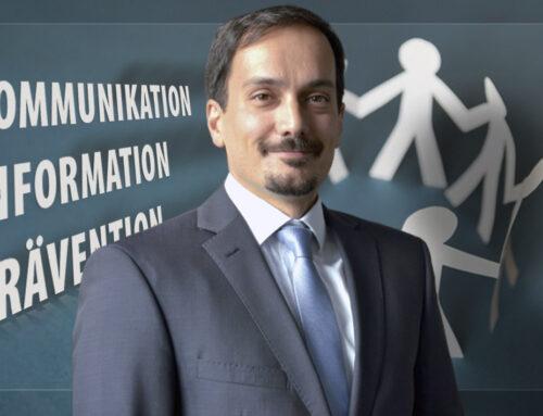 Die KGD e.V. freut sich einen neuen Mitarbeiter vorzustellen: Dr. Fidel Aksoy