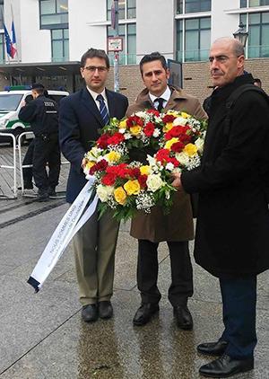 Cahit Basar, Mehmet Tanriverdi