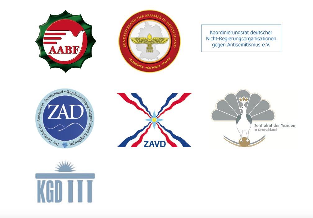 Aufruf für Religionsfreiheit und -pluralität sowie gegen türkisch-islamischen Nationalismus