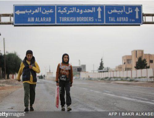 Rückführung von Geflüchteten aus der Türkei nach Nordsyrien verhindern!