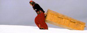 Golshifteh Farahani in HALF MOON