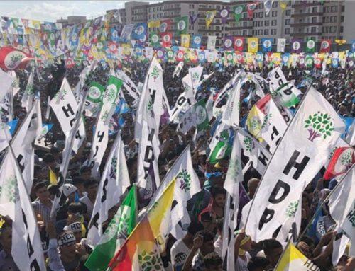 Pressemitteilung: Solidarität mit der HDP