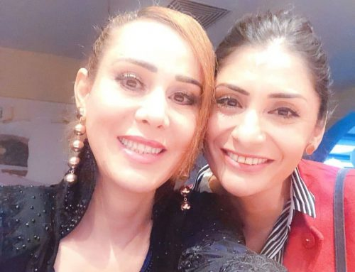 Die KGD begrüßt die Freilassung der kurdischen Künstlerin Hozan Canê
