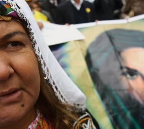Aleviten protestieren in der Türkei (Archivbild)