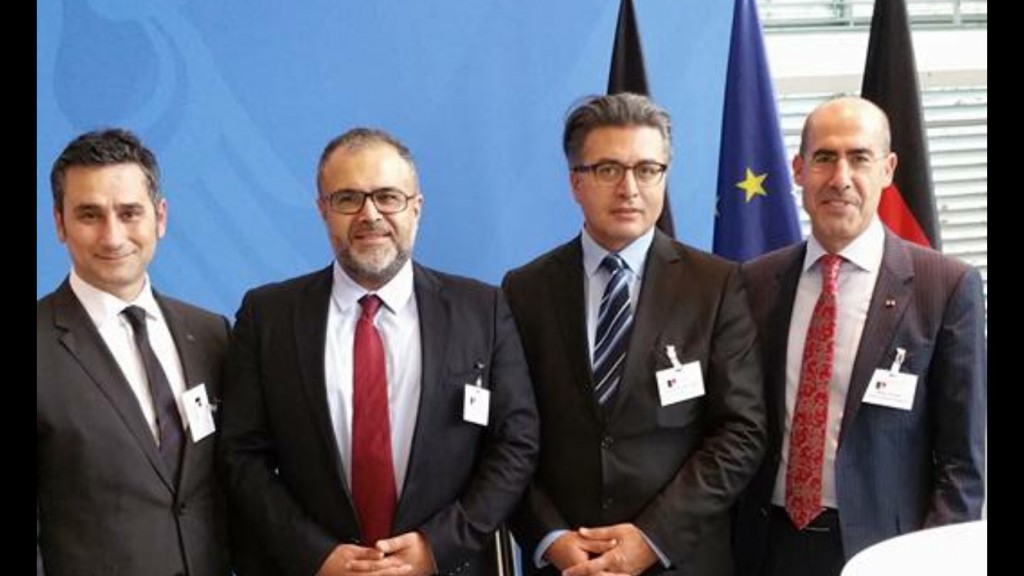 Cahit Basar, Ali Ertan Toprak, Prof. Jan Ilhan Kizilhan, Mehmet Tanriverdi