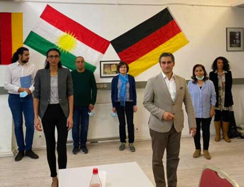 KGD Landesverband NRW gegründet
