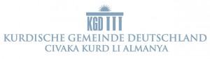Logo - Kurdische Gemeinde Deutschland