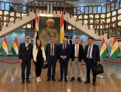 Delegationsreise nach Süd-Kurdistan