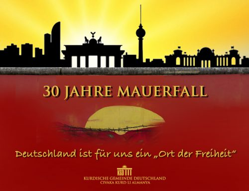 """Deutschland ist für uns ein """"Ort der Freiheit"""""""