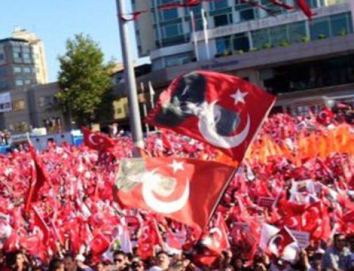 Relativierung des türkischen Nationalismus