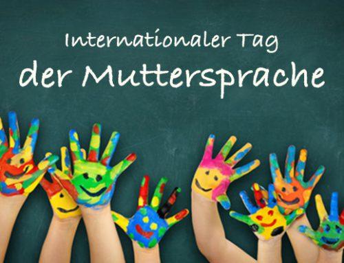 """Internationaler Tag der Muttersprache; """"Trotzdem, Ez kurdim!"""""""