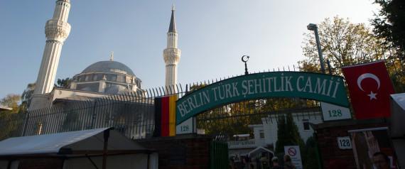 Sehitlik-Moschee Berlin