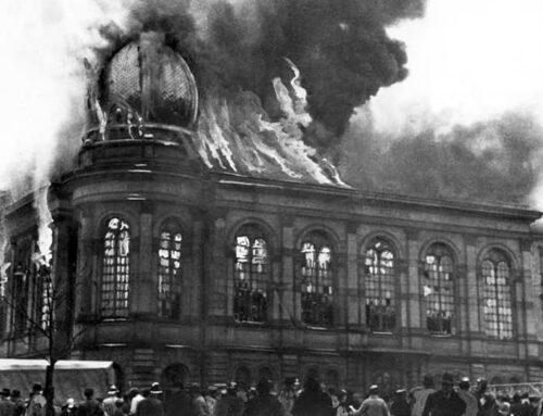 Gedenken an die Novemberpogrome 1938