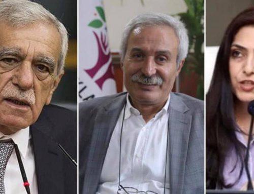Willkürliche Absetzung der kurdischen Oberbürgermeister*innen
