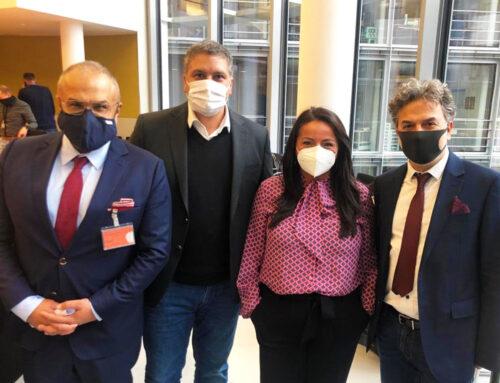 Die KGD hat in Berlin an der Anhörung der Deutsch-Türkischen Parlamentariergruppe im Deutschen Bundestag teilgenommen