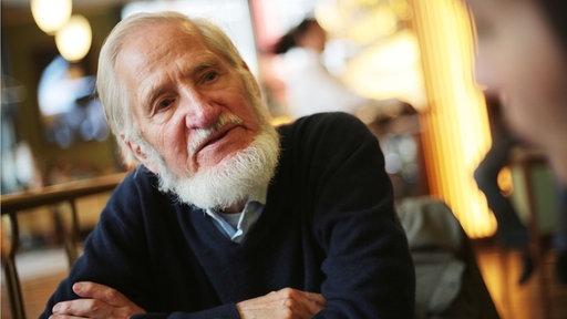 Rupert Neudeck wollte Spenden für die Kurdische Gmeinschaft sammeln