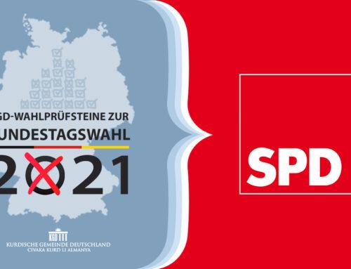 KGD-Wahlprüfsteine zur Bundestagswahl 2021 -SPD