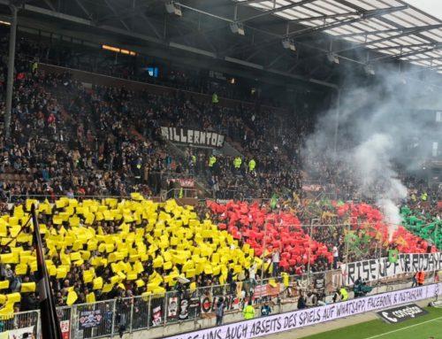 KGD mit FC St. Pauli solidarisch