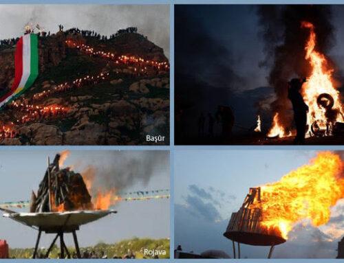 Hoffnung, Einigkeit, Neuanfang – Newroz 2021